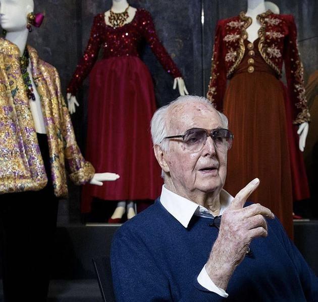 纪梵希品牌创始人休伯特-德-纪梵希去世